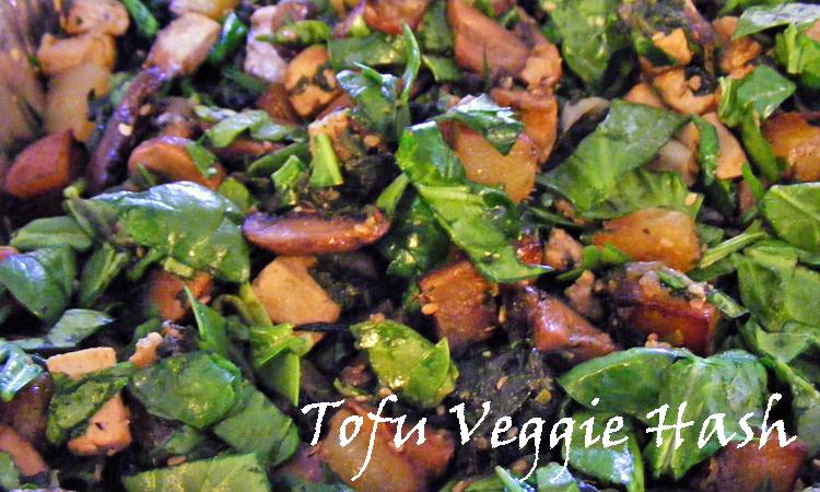 2009_0320 Tofu Veggie Hash